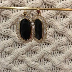 Kendra Scott PROTOTYPE Kaki-Style Earrings